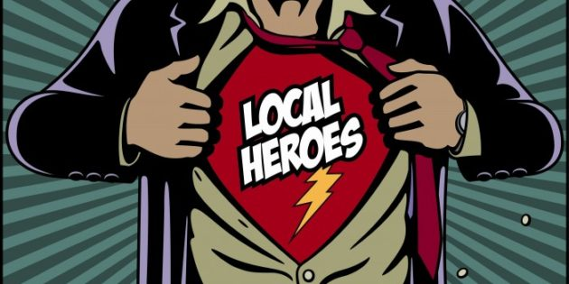 Why Connecting With Your Customers through Social Media Will Help You Become a Local Hero