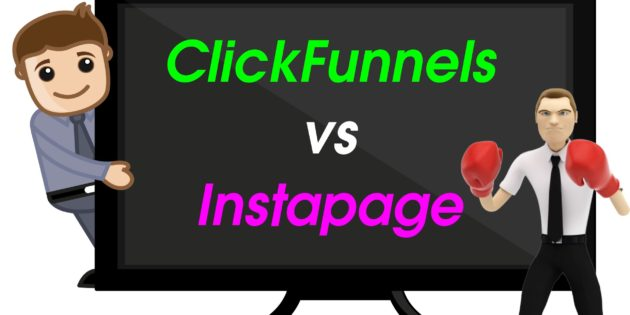 entreprenew inc - Which Landing Page Software Should You Choose? ClickFunnels vs Instapage